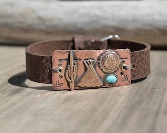 Desert Scene Bracelet