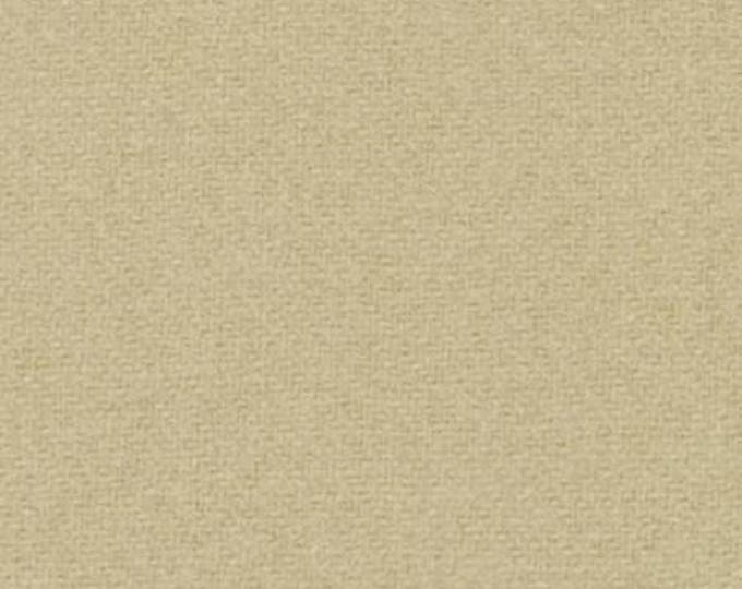 Moda 100% Wool Natural 5481036 - 1/2 yd x 54 inches