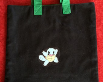 Squirtle Library Bag