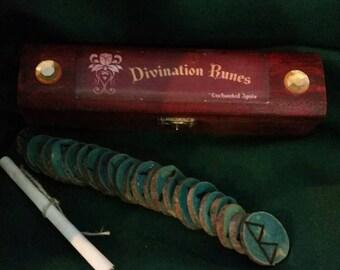 Divination Runes