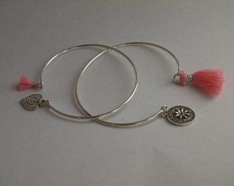 """""""Mother in girl"""" Bangle duo"""