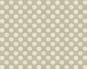 KRAVET LEE JOFA Kate Spade Dots Fabric 10 Yards Sterling