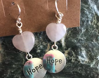 Hearts and Hope Dangles