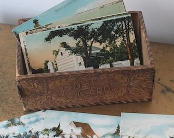 Vintage Lot of Gettysburg Pennsylvania Postcards Vintage 1920's 1930's Gettysburg PA Postcards Vintage Gettysburg Postcards