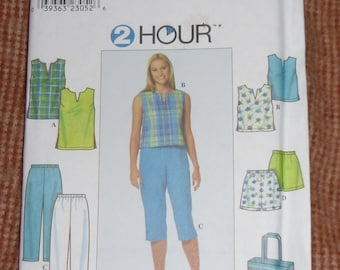 Simplicity Pattern 8751 Size H 6-8-10 Uncut and Unused