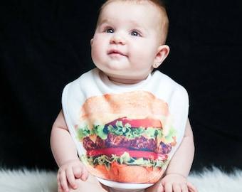 Custom personalized baby bib | Cute baby bib Baby | Baby shower gift | Milestone Gift | Newborn baby gift | Unique baby gift | Custom gifts