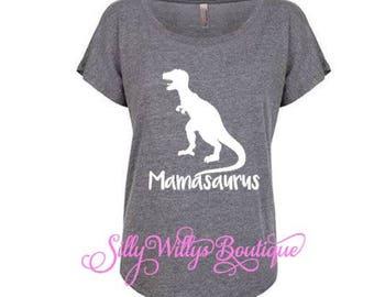 Mamasaurus shirt, new mom shirt, mama shirt, mom shirt, Mother's Day gift, new mom gift, Baby shower gift, gift for her, gift for Mother