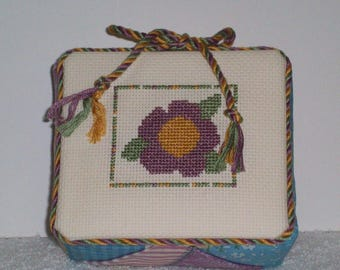 Purple Posy Box