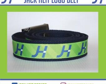 Jack Heit Logo Belt