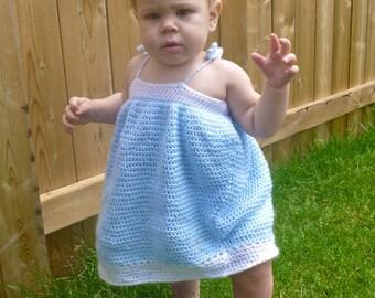 Ava Sundress - PDF Crochet Pattern - Instant Download