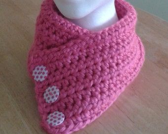 Harbor Scarf - pink