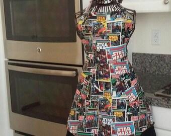 Medium!  Womens Star Wars apron!