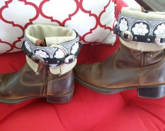Boho Boots, Girl's Frye Size 3.5