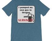 Oregon Novelty T-Shirt I ...