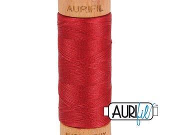 Aurifil 80wt - Burgundy 1103