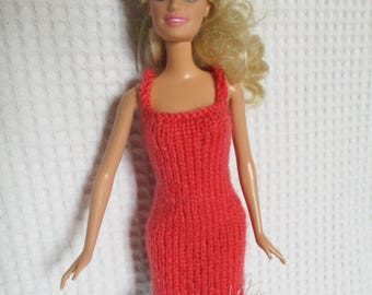 Barbie pink doll clothing