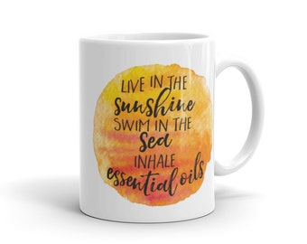 Sunshine Essential Oils Mug