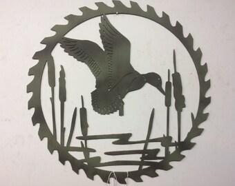 Duck sawblade