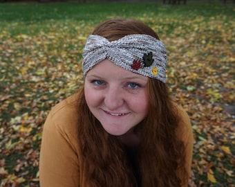Autumn Leaves Headband