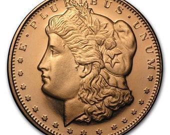 1oz. Morgan Dollar Collectible