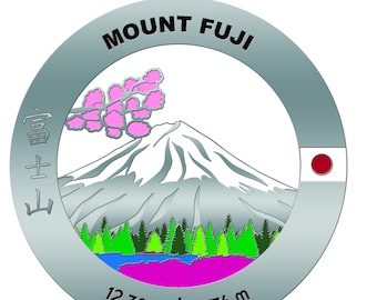 Mount Fuji Medal