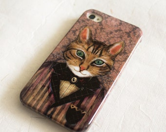 Smartphone case - iPhone or Samsung Galaxy case - Sir Harold