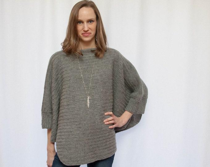 Sloane Swoncho - Crochet Pattern