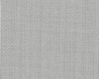 Aida, 14 count Dove Grey Aida from DMC 55 x 50 cms, cross stitch fabric, Dove Grey aida, col no 415