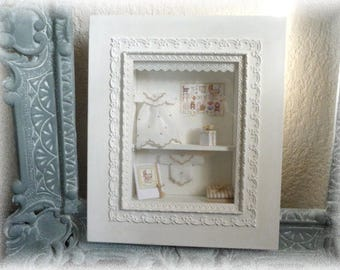Showcase miniature birthday gift