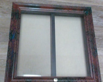 Camo glass case
