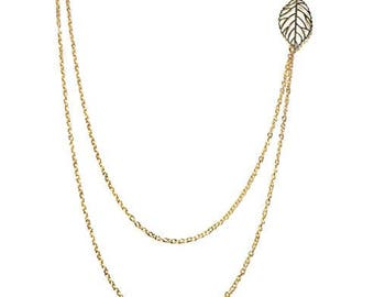 "Cate & Chloe Ashlyn ""Nature"" Layered Necklace"