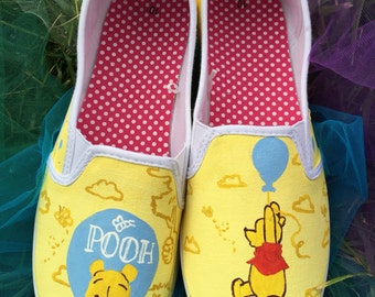Whinnie the Pooh shoes