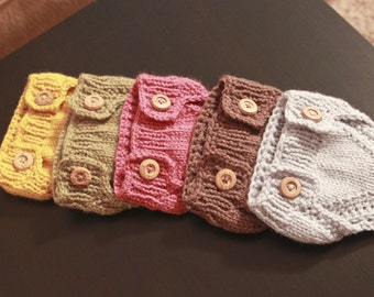 Baby Diaper Cover Knitting Pattern