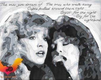Stevie and Lori - Nightbird