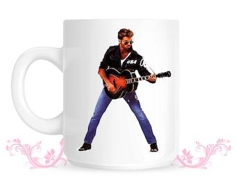 George Michael  - coffee mug
