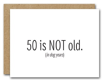 50th Birthday Card, INSTANT DOWNLOAD, Funny 50th Birthday Card, Happy Birthday Card, Friend Birthday, Fiftieth Birthday Card, 50th Card