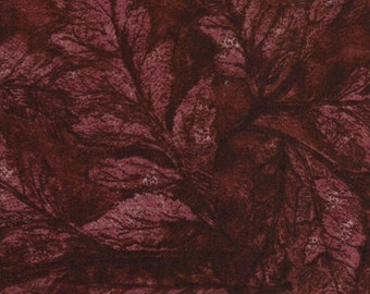 Bella Verona Collection by Wing and a Prayer for Timeless Treasures c8587 Merlot