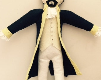 Hamilton Doll Making Kit