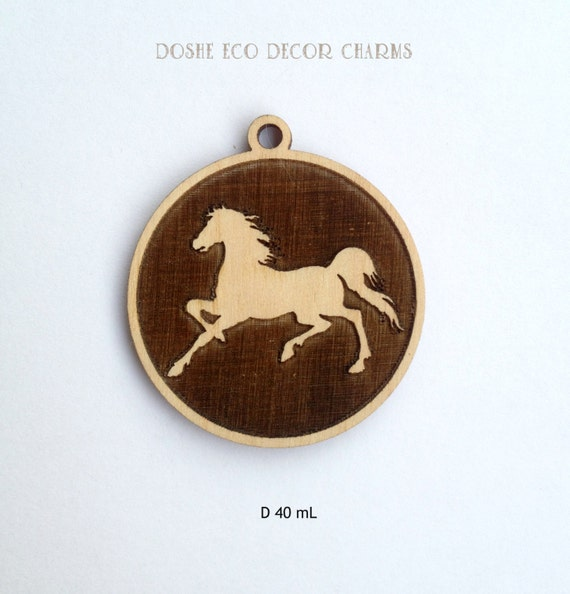 Laser engraved horse wood pendant wood jewelry wood pendants laser engraved horse wood pendant wood jewelry wood pendants laser cut wood laser cut jewelry horse decor horse necklace laser from aloadofball Image collections