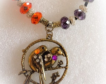 Baltimore Orioles jewelry Bracelets necklaces all inspired and handmade