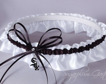 Chicago White Sox Wedding Garter