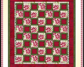 Downloadable Square Dance 3 Yard Quilt Pattern