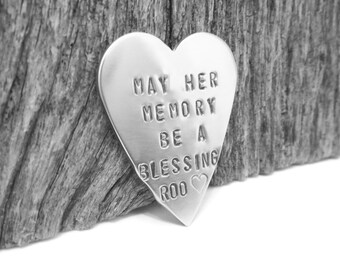Loss of a Mother Miscarry a Child Loss of Loved One In Memory of Dad Gift for Infant Son Daughter Personalized Memorial Jewelry Pet Memorial