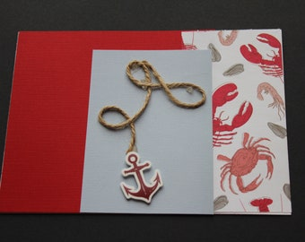 Nautical All Occasion Greeting Card