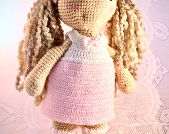 Josette Doll Amigurumi