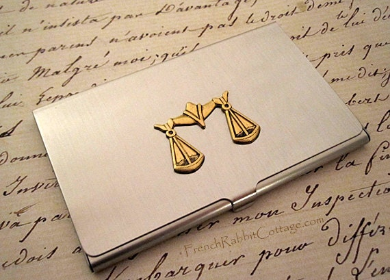 Attorney gift lawyer business card case law school graduate colourmoves