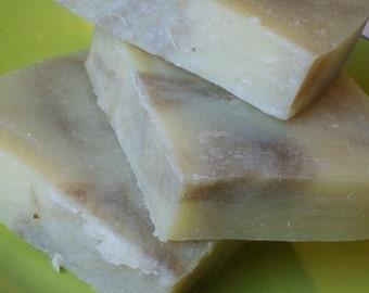 Vegan Rosemary and Peppermint EO Hemp Soap 5.5oz Bar