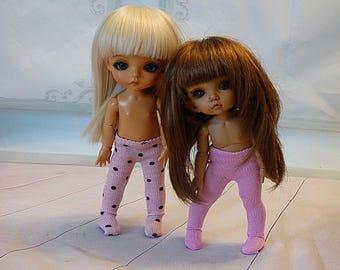 Lati Yellow\Irrealdoll\Pukifee\Nikki Britt\ Aquarius doll Set of Tights for dolls PukiFee\ Lati Yellow \Doll clothes for bjd Set 6