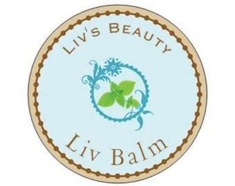1 oz Liv Balm - Peppermint