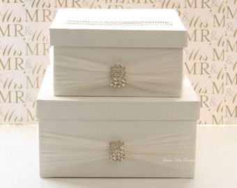 Wedding Card Box, Money Box, Gift Card Holder- Custom Made to Order